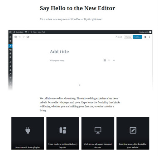 Beginner's Guide to The WordPress Gutenberg Editor: Complete Review