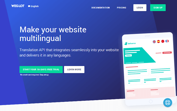 Weglot Review: Manual & Automatic Translations for your WordPress Site
