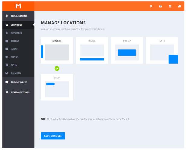 Monarch Social Sharing Plugin Review: Get More Shares & Follows